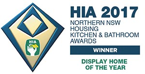 "The Housing Industry Association Northern NSW Housing and Kitchen & Bathroom Awards for Display Home of the Year was awarded to Pycon Homes. This was for the ""Stirling"" design at the Sovereign Hills Display Village in Port Macquarie."