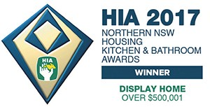 "The Housing Industry Association Northern NSW Housing and Kitchen & Bathroom Awards for Best Display Home over $500,001 was awarded to Pycon Homes. This was for the ""Stirling"" design at the Sovereign Hills Display Village in Port Macquarie."
