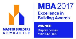 "The Master Builders Association Newcastle Excellence in Building Awards for best Display Home over $400,000 was awarded to Pycon Homes. This was for the ""Stirling"" design at the Sovereign Hills Display Village in Port Macquarie."