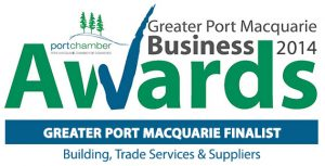 Pycon Homes is the proud finalist of the 2014 Greater Port Macquarie Business Award for Building, Trade Services & Suppliers